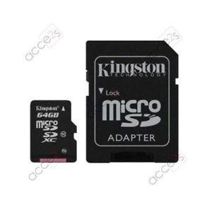 CARTE MICRO SD CLASSE 10 pour SAMSUNG Galaxy TREND LITE