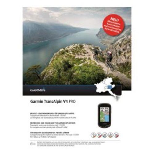 Garmin Carte TransAlpin v4 Pro Autriche, Allemagne, Italie, Suisse