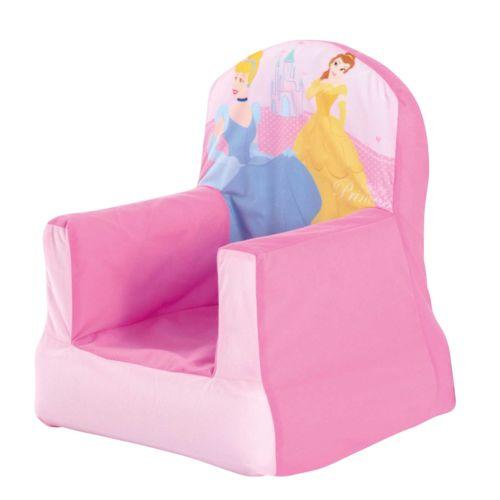 Princesses pas cher Achat / Vente Fauteuil enfant RueDuCommerce