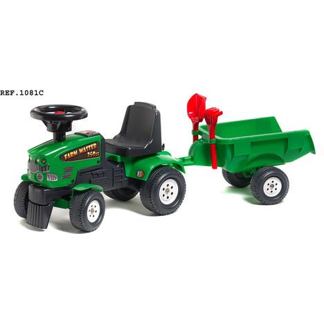 Tracteur 1081C Farm Master FALK pas cher à prix