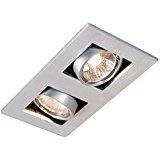 spot encastrable rectangulaire : Luminaires & Eclairage
