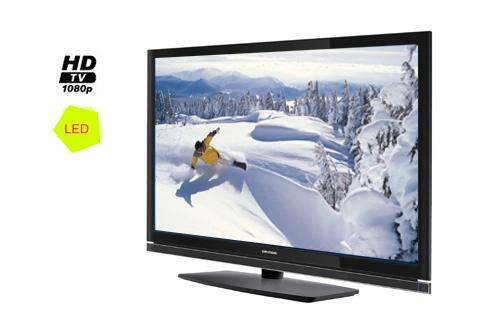 TV LED Grundig 22VLE8120BF LED NOIR 22VLE8120BF (3487547)