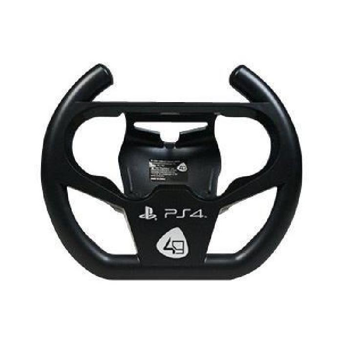 4GAMERS Volant Compact Racing PS4 Achat / Vente volant console