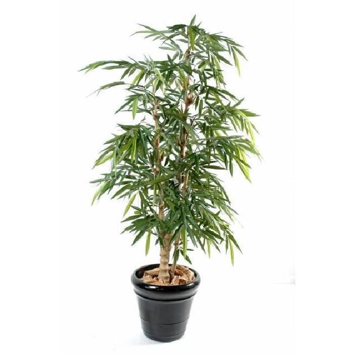 FLEUR ARTIFICIELLE SÉCHÉE Bambou Artificiel BOUDDHA Tree