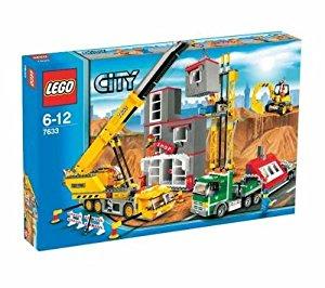 Lego 7633 Jeu de construction Lego City Le chantier