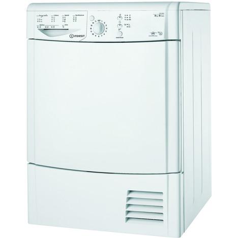 Sèche linge porte pleine IDCL G5 B H EU, 8 Kg, Condensation INDESIT