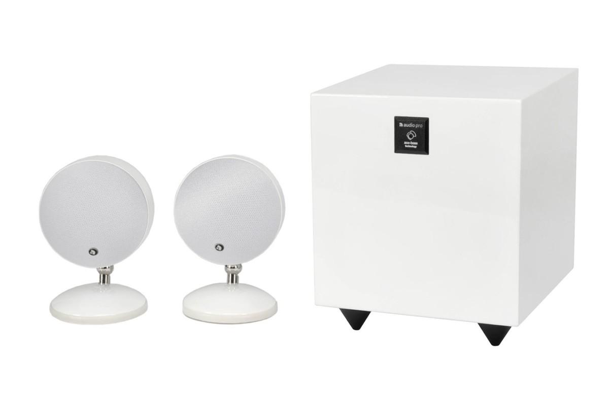 Enceinte pour TV Audio Pro ADDON THREE WHITE ADDONTHREE (3188302
