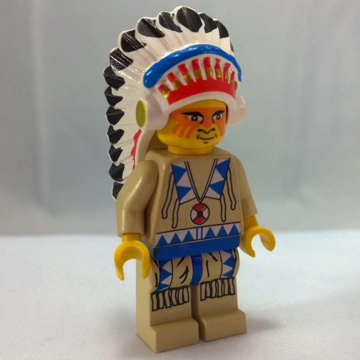 Lego LE FAR West Indiens Cowboys Bandits Soldats