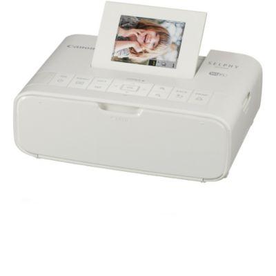Imprimante photo Canon CP1200 blanche Selphy
