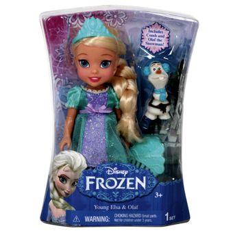 neiges frozen 17 cm la jeune elsa et olaf 17 ? 99 ajouter au panier
