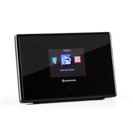Auna Iadapt 240 Tuner Radio Internet Wifi 2,4″» Écran Couleur Tft