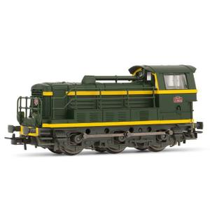 CIRCUIT Véhicule pour circuit de train : Locomotive Diesel