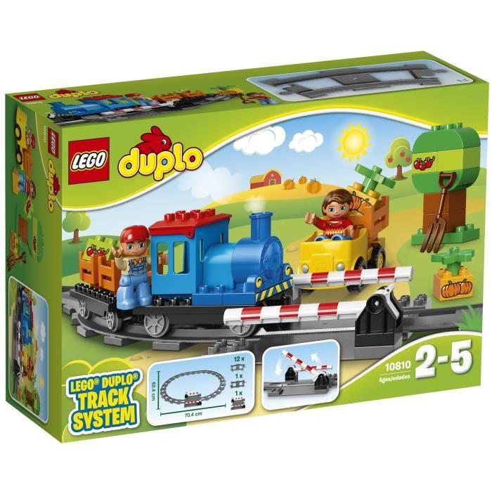LEGO® DUPLO® Ville 10810 Mon premier Jeu de Train Achat / Vente