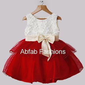 Robe de fete noel bebe fille