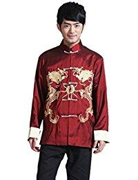vetement chinois homme : Vêtements