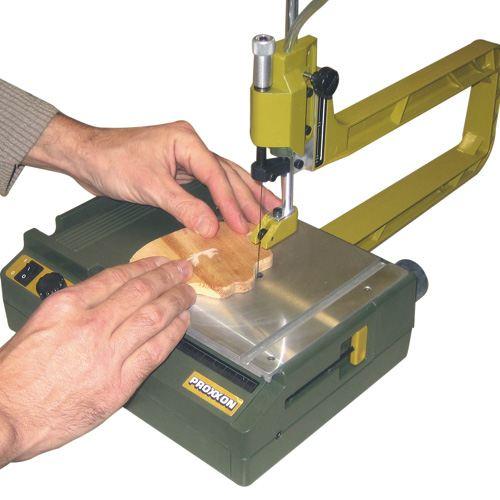 Scie à découper Proxxon DS 230/E, 85 W, variateur 150 à 2500 tr/min