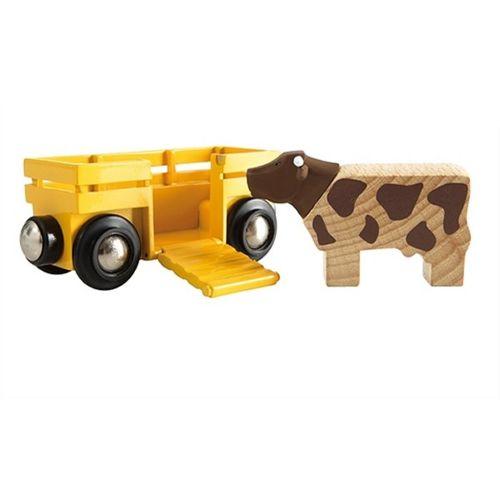Brio Wagon transport de bétail pas cher Achat / Vente Circuits