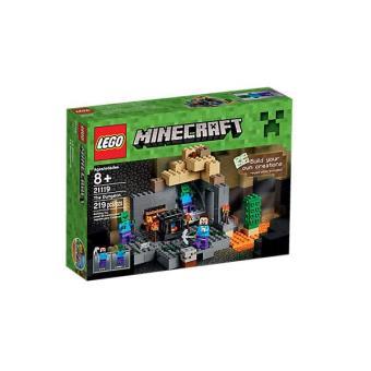ans lego 6 9 ans lego minecraft 21119 le donjon lego minecraft soyez