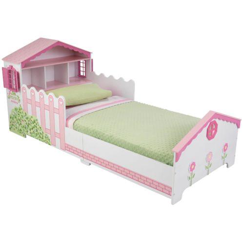 Lit pour enfant Maison de poupée pas cher Achat / Vente Lit