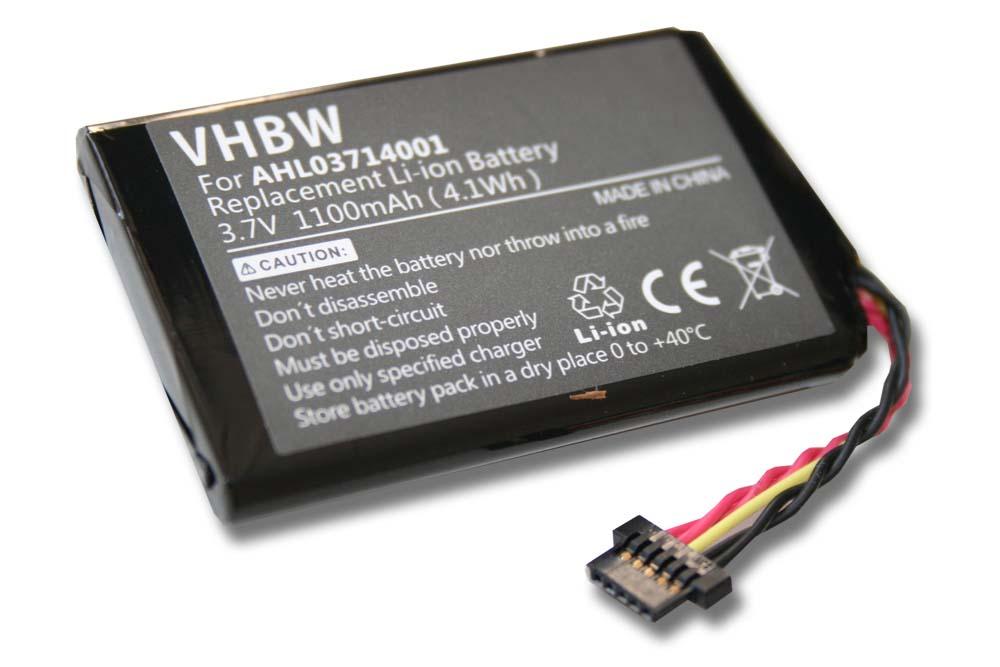 sur Batterie pour GPS TomTom GO740, GO 740 Live, GO740TM, GO 740TM
