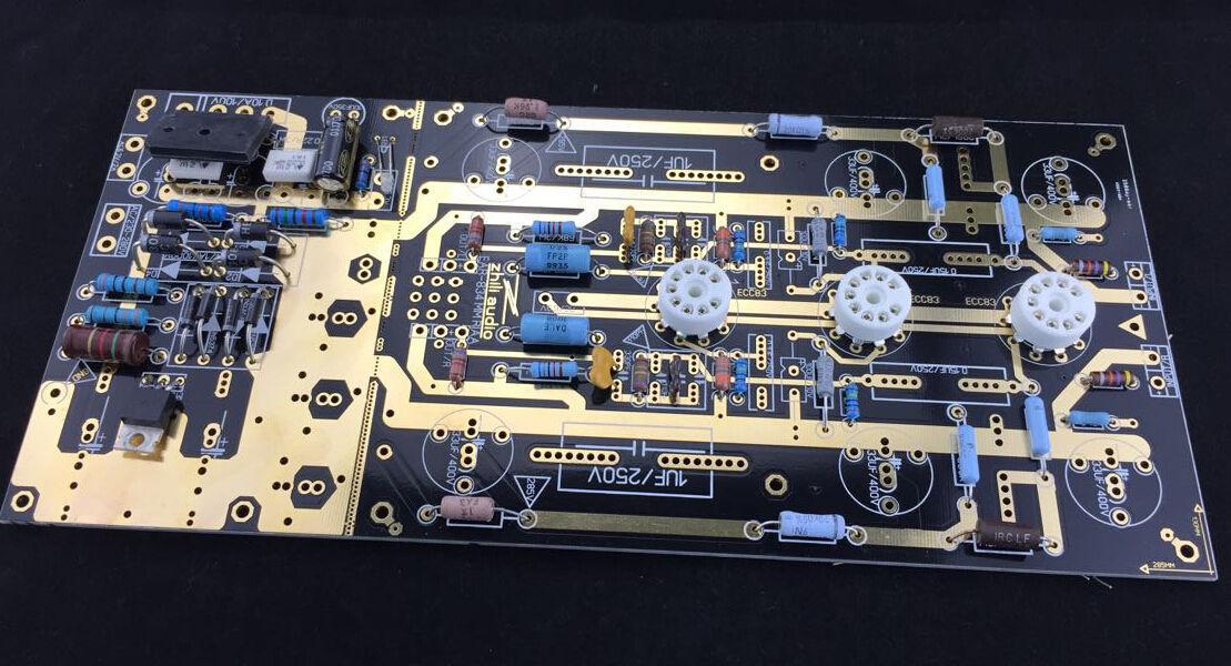 Ear834 mm pour platine vinyle phono r préampli hifi tube