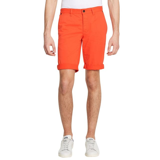 Bermuda orange frede pour homme orange Minimum