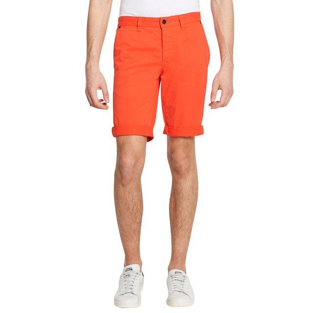 Bermuda orange frede pour homme orange Minimum