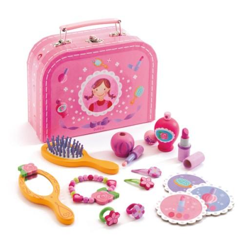 Vanity case Djeco pour enfant de 4 ans à 8 ans Oxybul éveil et