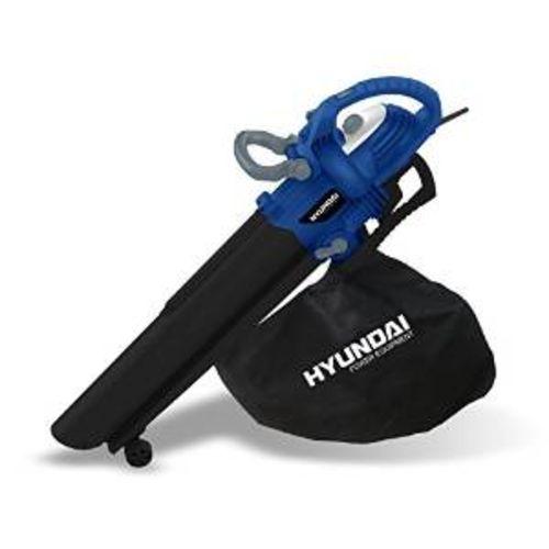 Hyundai aspirateur souffleur broyeur électrique 3000w has3000v 1