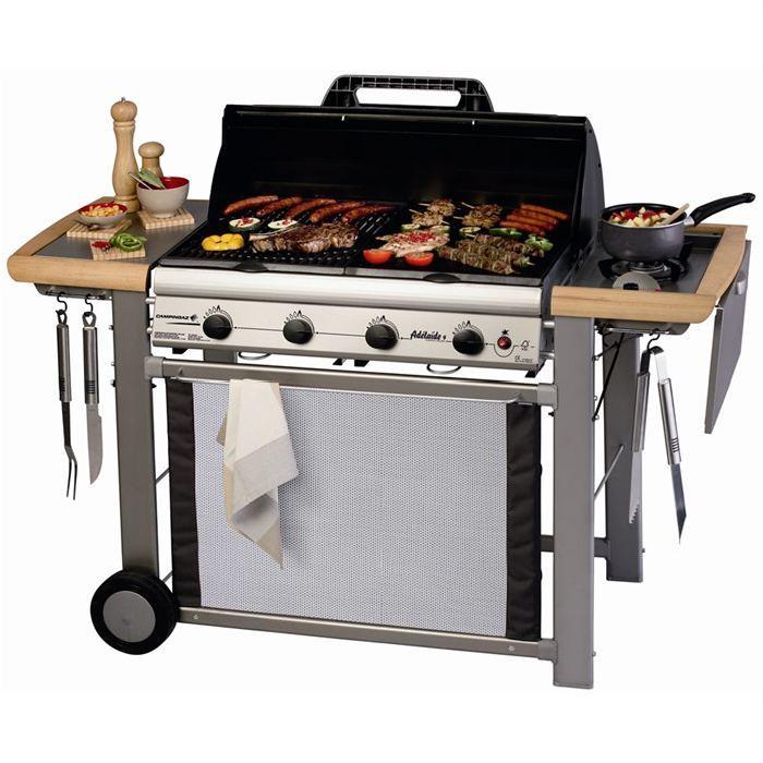 CAMPINGAZ Barbecue à gaz «Adelaide 4 Classic L Del