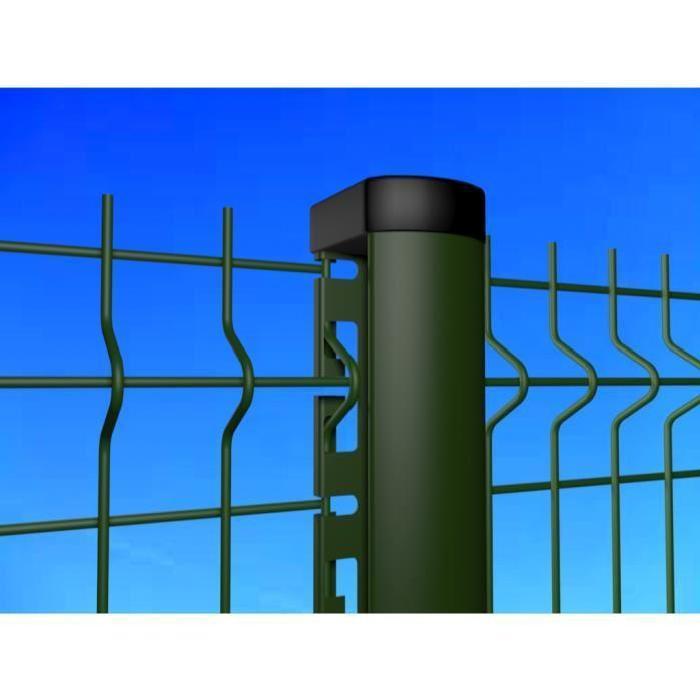 Kit grillage rigide H1.92m 100 ML Achat / Vente clôture grillage