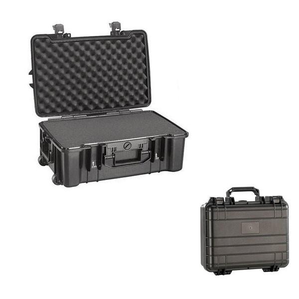 Mallette de Rangement pour Caméra et Accessoires 39X29X12 Vidéo