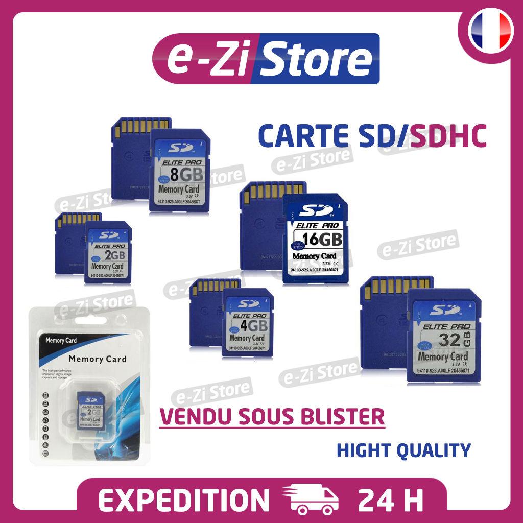 LECTEUR DE CARTE SD SDHC MINI SD SDHC MICRO SD Clé ADAPTATEUR USB 2.0