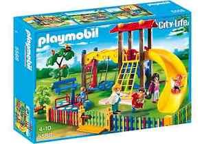 City Life 5568 Aire DE Jeux Pour Enfants Cour DE Récréation
