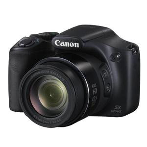 APPAREIL PHOTO BRIDGE CANON SX520 HS Bridge CMOS 16MP Zoom 42x
