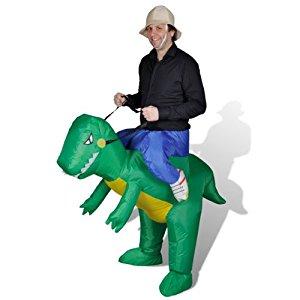 Costume de crocodile gonflable: Cuisine & Maison