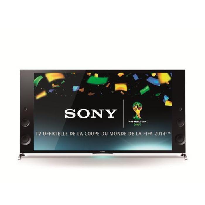 Téléviseur LED 3D 4K 164cm KD65X9005BB téléviseur led, avis et