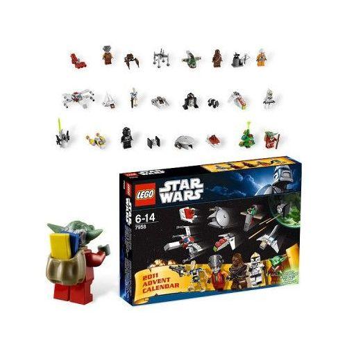 Lego 7958 Star Wars : Calendrier de l'Avent Lego