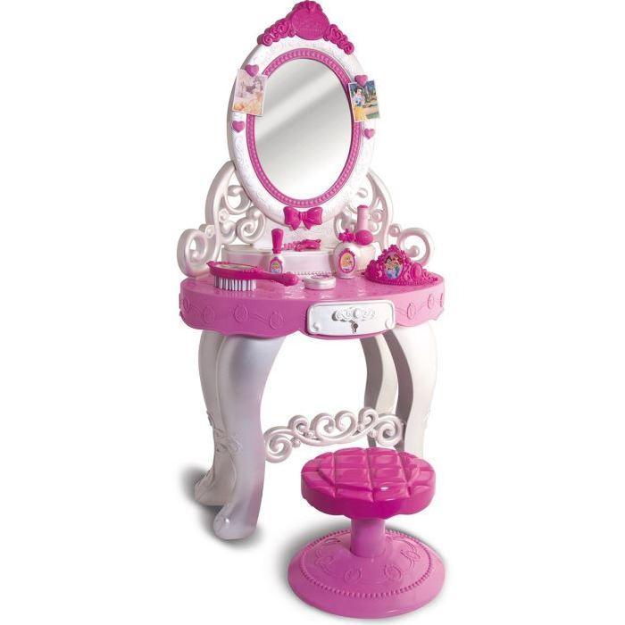 Coiffeuse + Accessoires Disney Princesses Achat / Vente coiffeur