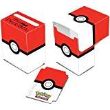 Ultra Pro 330597 Jeu De Cartes Deckbox Pokémon Rouge Et