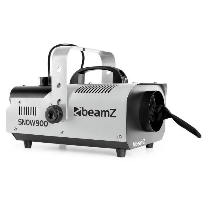BeamZ Snow900 Machine neige télécommande 900W 1L machine à neige