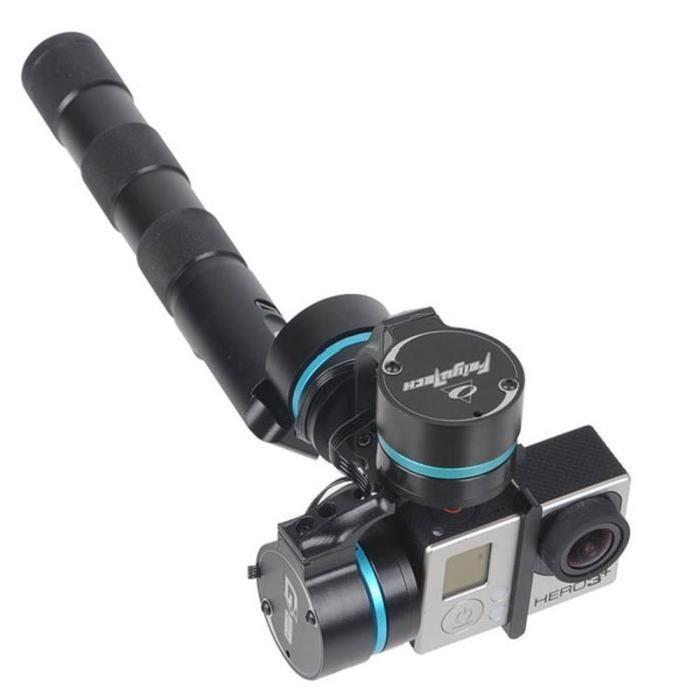 Handheld Gimbal Steadycam Caméra stabilisateur photo pour Gopro 3 3