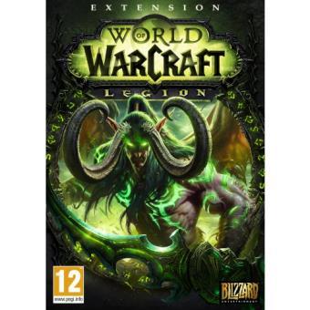 World of Warcraft Legion PC sur PC Jeux vidéo top prix