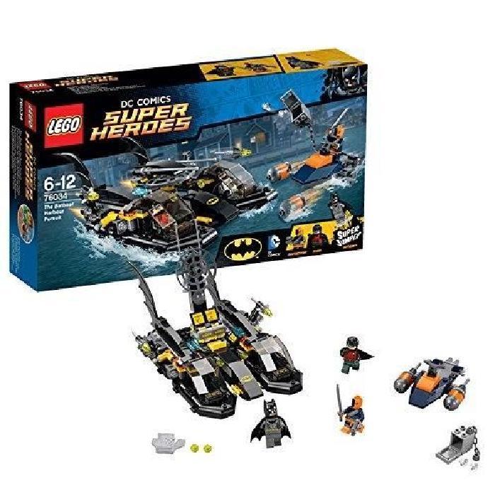 LEGO SUPER HEROES DC UNIVERSE 76034 JEU DE CONSTRUCTION LA