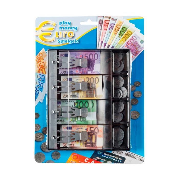 Faut billet tiroir caisse argent factice jouet marchand Achat