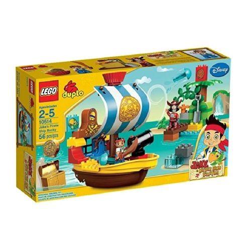 Lego Duplo Jake Et Les Pirates Du Pays Imaginaire 10514 Jouet De