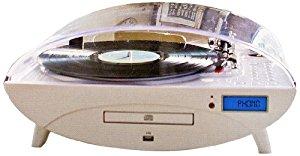 Thomson TT401CD Ellipse Système Audio: High tech