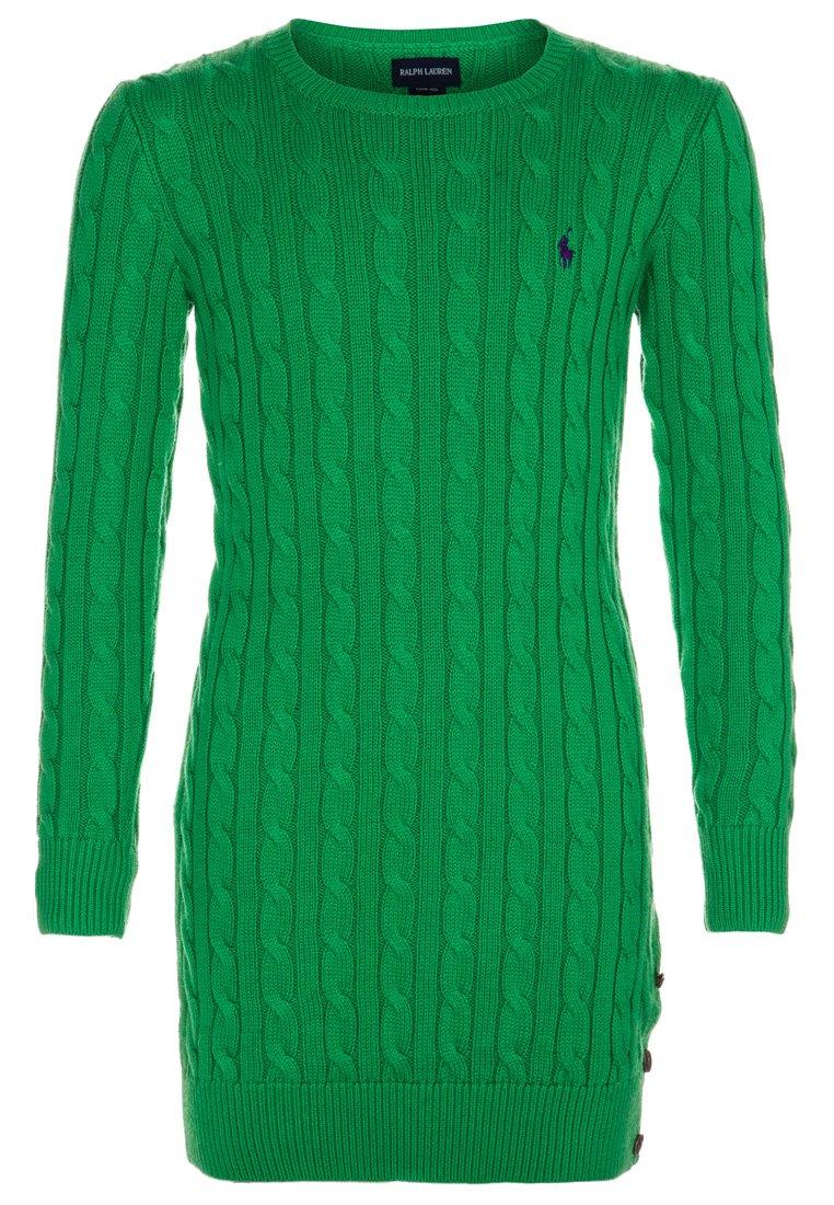 Polo Ralph Lauren Robe pull vert 04a0bb80e3d