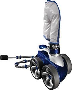 sport Robot hydraulique de nettoyage de piscine: Jardin