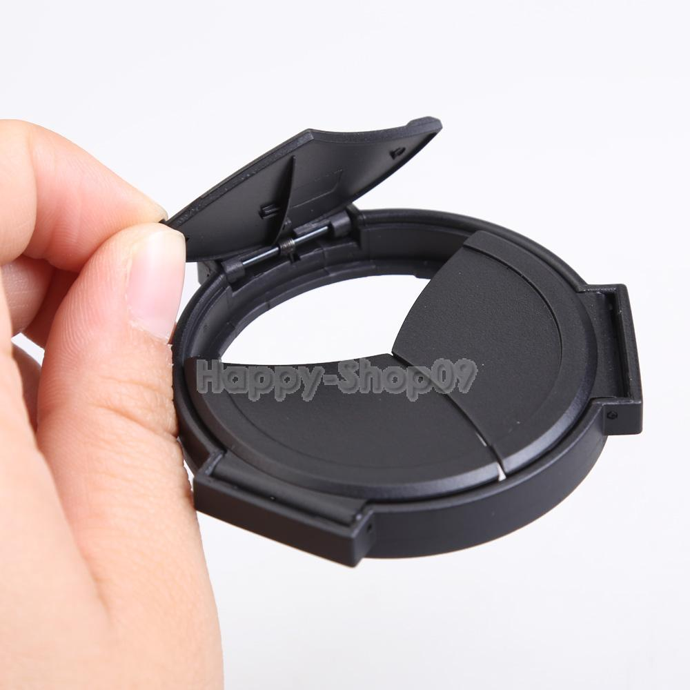Retaining Open and Close Lens Cap for Panasonic Lumix DMC LX7 v#h9